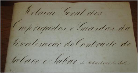 Quadrazenho foi Guarda do Tabaco - Capeia Arraiana