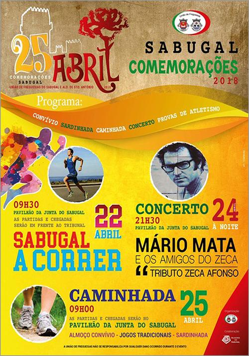 Comemorações do 25 de Abril no Sabugal - Capeia Arraiana