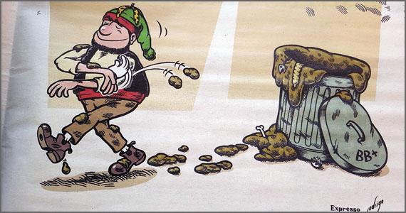 Dívida portuguesa sai do lixo