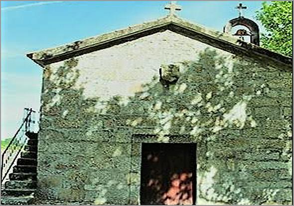 Capela da Nossa Senhora de Estrela na Boidobra - Capeia Arraiana