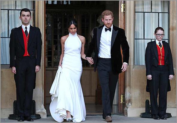 Casamento Real de Meghan e do príncipe Harry - Capeia Arraiana