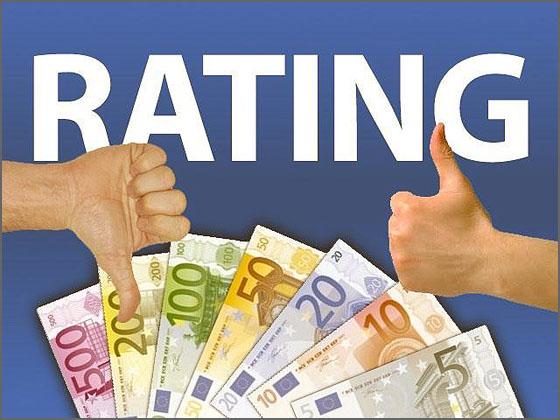 A dívida e o rating