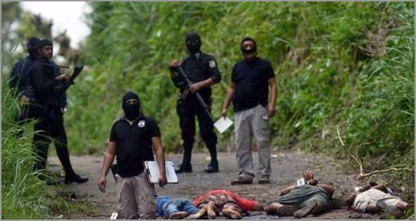 Vítimas dos narcotraficantes - Capeia Arraiana