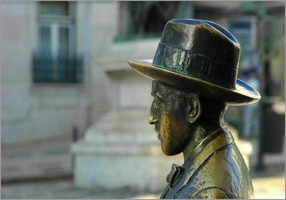 Fernando Pessoa e o sonho português - António José Alçada - Capeia Arraiana