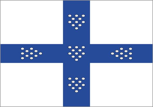 Primeira bandeira de Portugal - António José Alçada - Capeia Arraiana