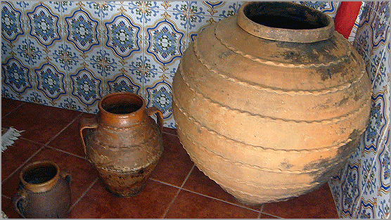 Medidas para líquidos - Capeia Arraiana