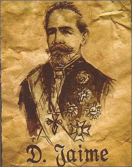 Livro «Dom Jaime»