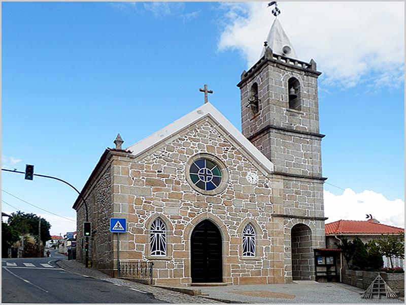 Igreja Matriz da freguesia de Santo Estêvão (concelho do Sabugal)