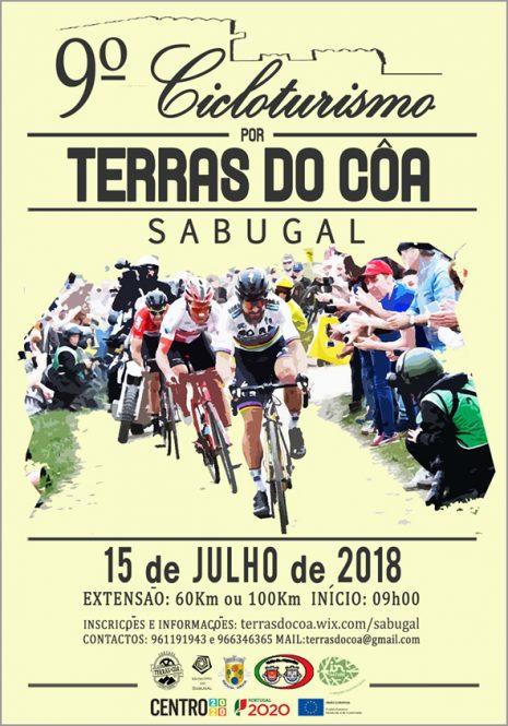 IX Edição do Cicloturismo Terras do Côa no Sabugal - Capeia Arraiana
