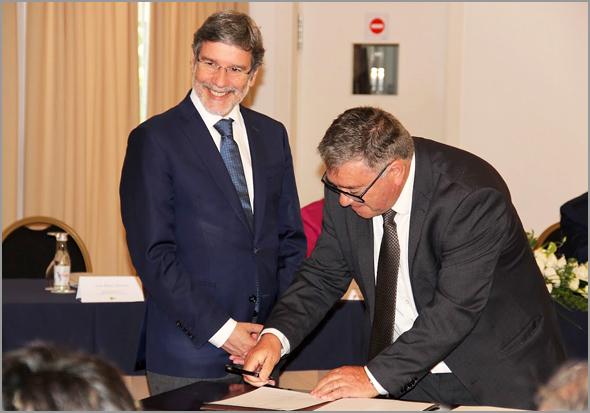 António Robalo tomou posse no Turismo Centro de Portugal - Capeia Arraiana