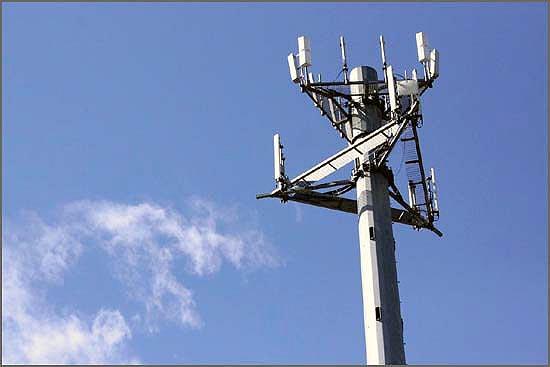 Comunicações - rede móvel