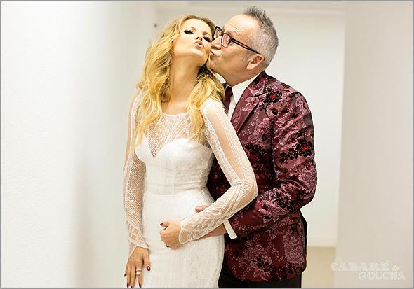 Cristina Ferreira e Manuel Luís Goucha - Capeia Arraiana