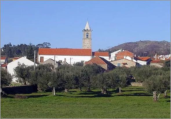 Aldeia do Casteleiro no concelho do Sabugal - Capeia Arraiana