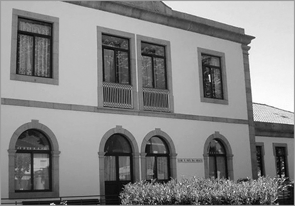 Hospital da Misericórdia no Sabugal - Capeia Arraiana