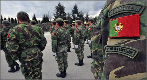 Militares portugueses