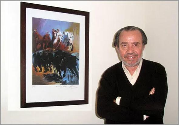 Adérito Tavares - Capeia Arraiana