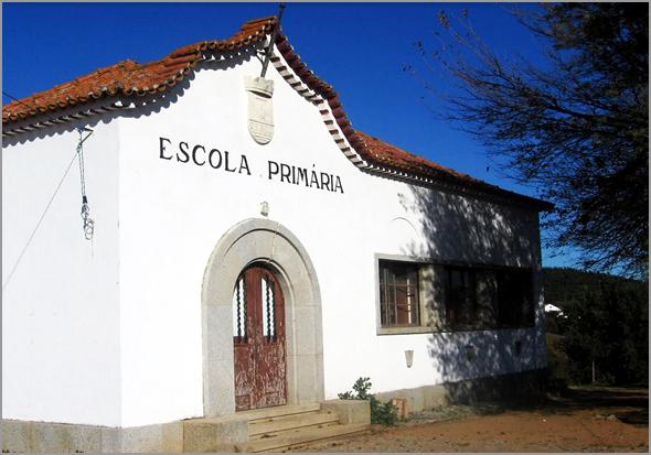Escola Primária da minha aldeia - Capeia Arraiana