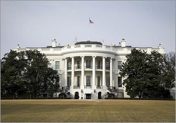 Casa Branca em Washington - Capeia Arraiana