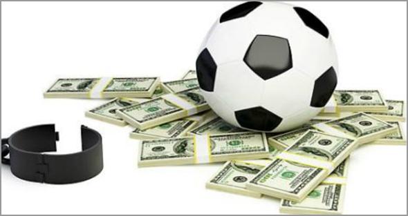 Corrupção no futebol - Capeia Arraiana