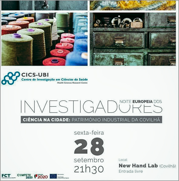 Noite Europeia dos Investigadores - Capeia Arraiana