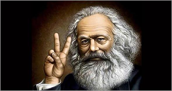 Karl Marx - Capeia Arraiana