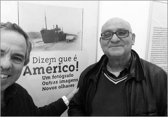 Com António Alves Fernandes - Capeia Arraiana