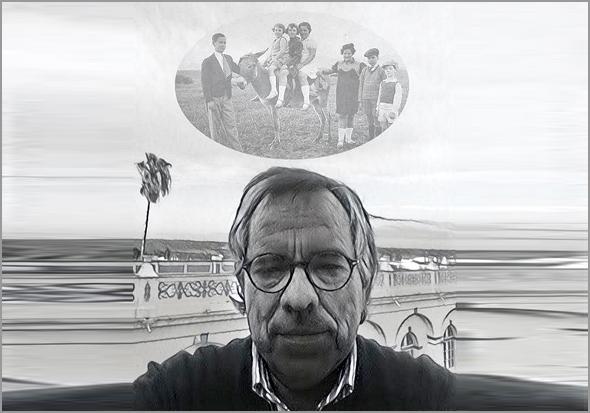 A infância em Moura - António José Alçada - Capeia Arraiana