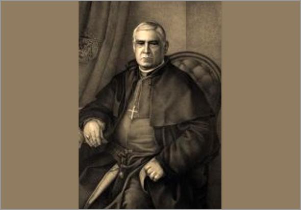 D. António Alves Martins - Bispo de Viseu - Maria Máxima Vaz - Capeia Arraiana