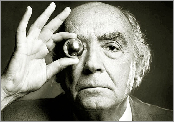 José Saramago - Prémio Nobel da Literatura (Foto: D.R.) - Capeia Arraiana