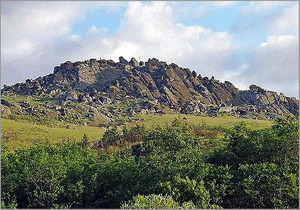Serra D'Opa - Casteleiro - Capeia Arraiana
