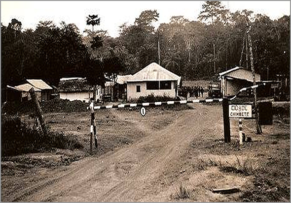 Quartel do Chimbete - Capeia Arraiana