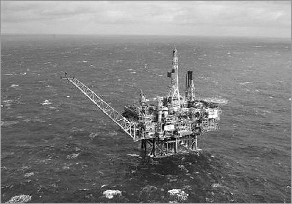 Exploração de petróleo no mar de Cabinda - Capeia Arraiana