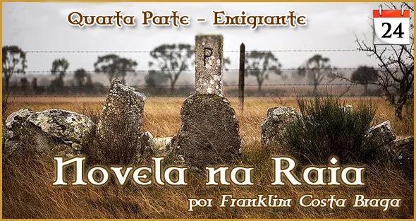 Novela na Raia - Episódio 24 - Franklim Costa Braga - Capeia Arraiana