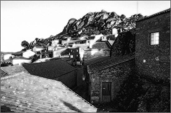 Episódios passados numa aldeia antiga