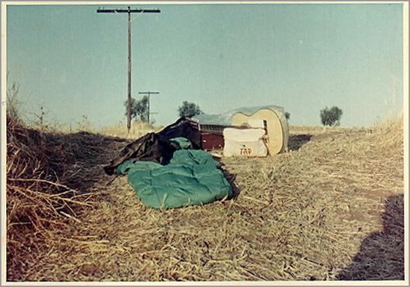 O meu saco-cama e saco de dorso em campismo selvagem - Capeia Arraiana