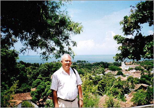 Franklim Costa Braga - As Viagens de um GlobeTrotter - Capeia Arraiana