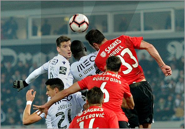 Futebol na Televisão - Capeia Arraiana