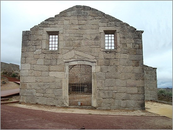 Igreja da misericórdia (também conhecida por São João ou Santa Rita)