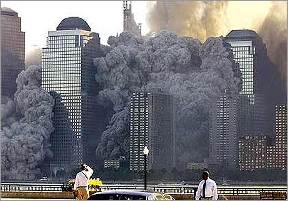 Terrorismo - Ataque às Torres Gémeas em Nova Iorque - Capeia Arraiana