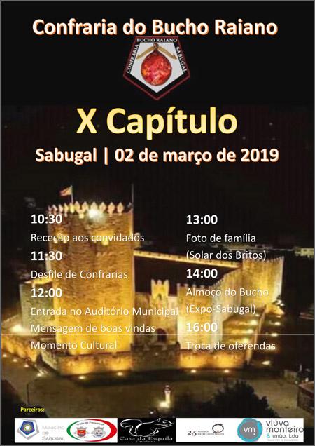 Capítulo da Confraria com almoço na Expo-Sabugal