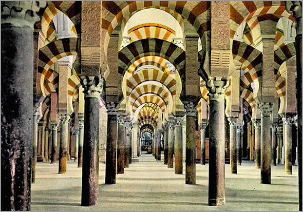 Mesquita de Córdoba - Capeia Arraiana