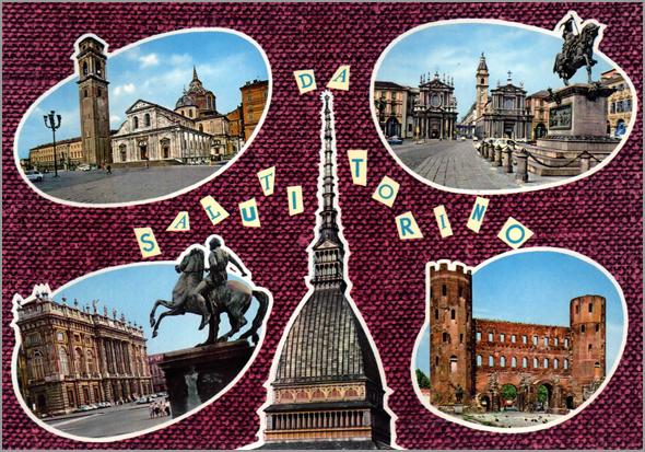 Vistas de Torino - Capeia Arraiana