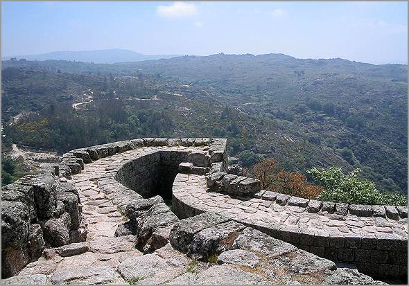 Vista geral - Vale da Serra da Vila - Capeia Arraiana