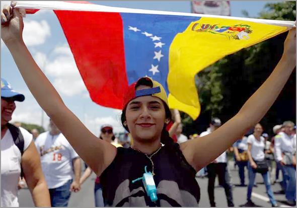 Problemas sociais e políticos na Venezuela - Capeia Arraiana