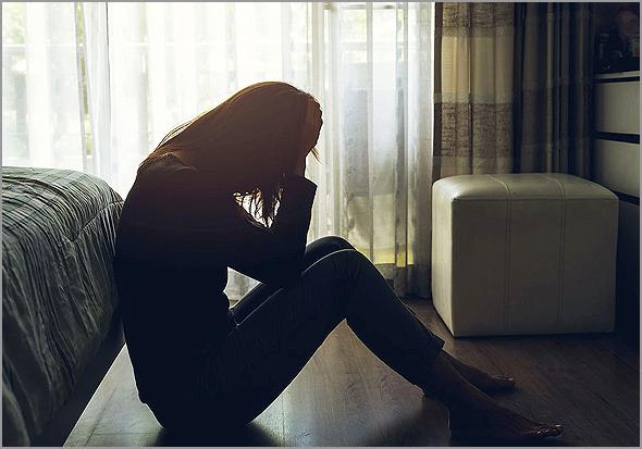 Violência doméstica (foto: D.R.) - capeiaarraiana.pt