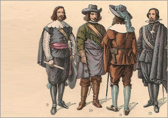 Nobres do século XVII