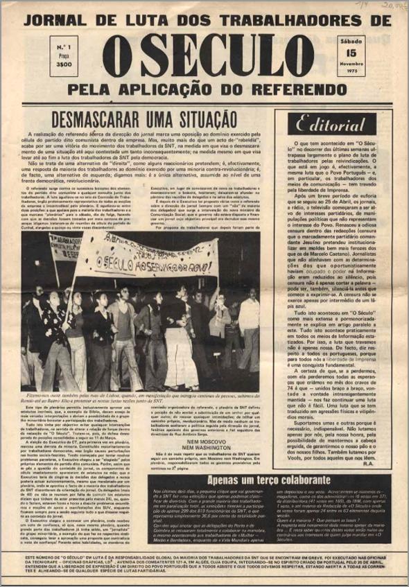 Jornal O Século - Capeia Arraiana