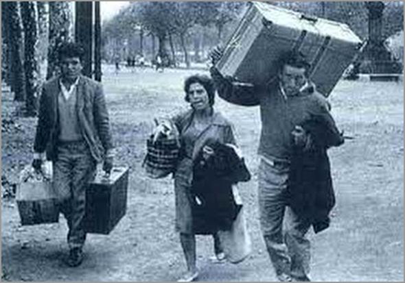 Emigração portuguesa para França nos anos 60 - Capeia Arraiana