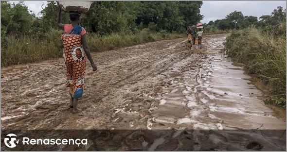 Tragédia em Moçambique (Foto: Rádio Renascença) - Capeia Arraiana