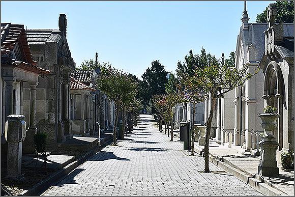 Cemitério de Agramonte – Porto